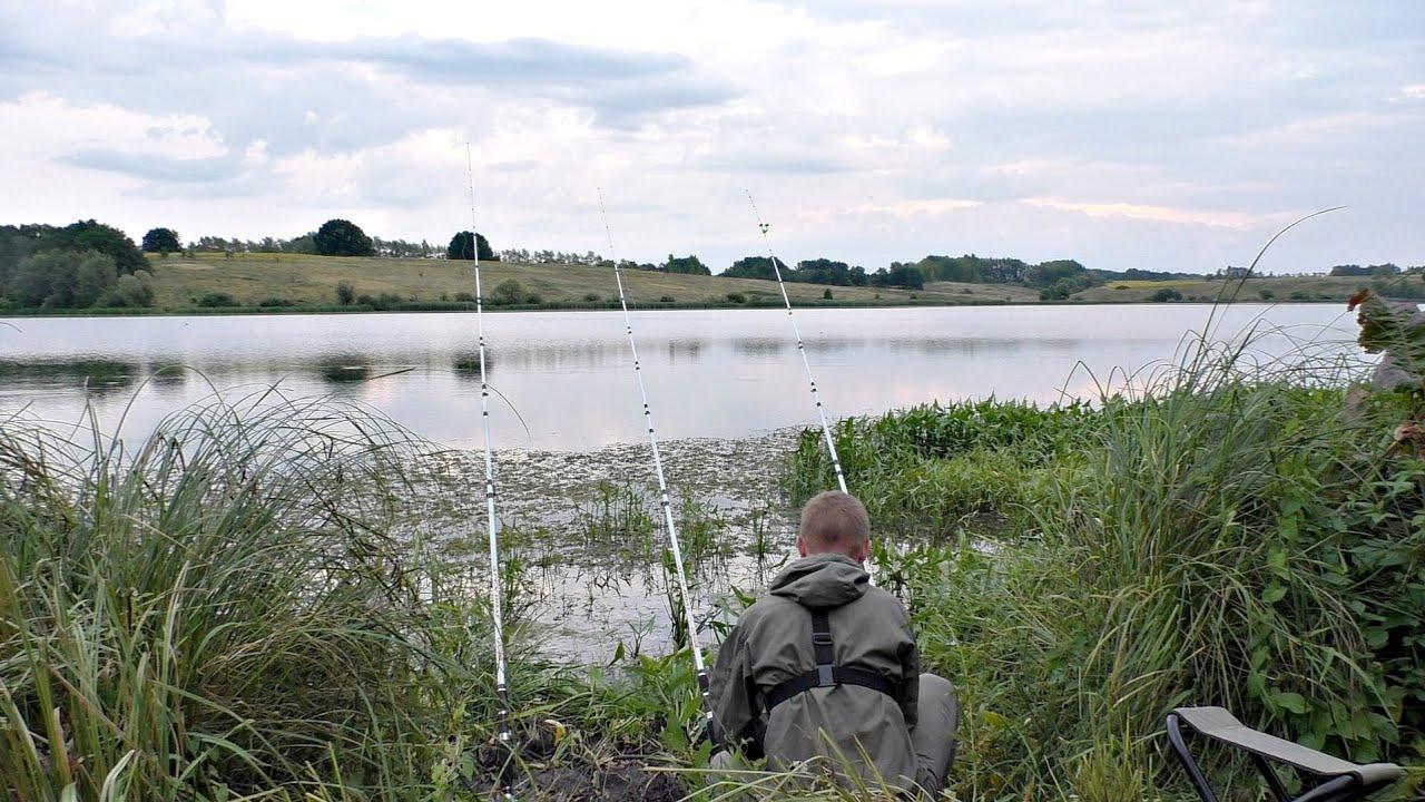 Рыбалка на закидушки летом 2021. Ловля на пружину. Разведал новое место.