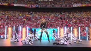 Havana Brown performs during the Final of #AC2015 - Stafaband