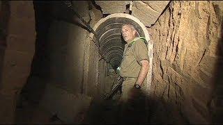 إسرائيل تكتشف نفقا يمتد من غزة إلى أراضيها thumbnail