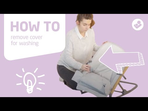 Maxi-Cosi | Kori | How to remove cover for washing
