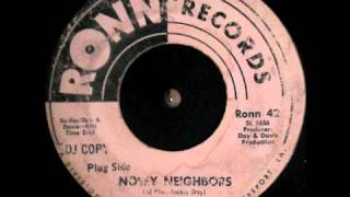 "Al King ~ ""Nosey Neighbors"""