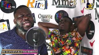 SK Frimpong live on OSORE3 MMER3 (Time of Revival )