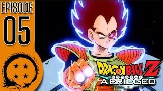 DragonBall Z Abridged  Episode 5 (rus vo)