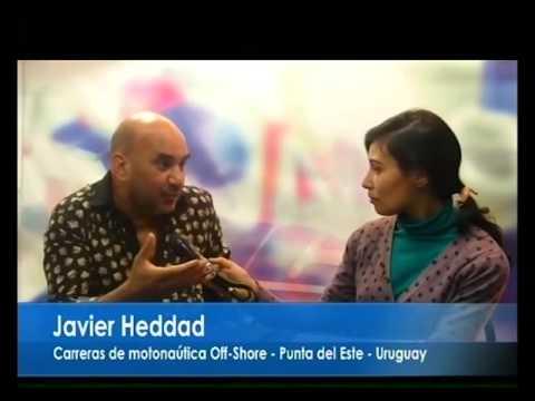 Javier Heddad Motonáutica Off Shore Punta del Este Uruguay