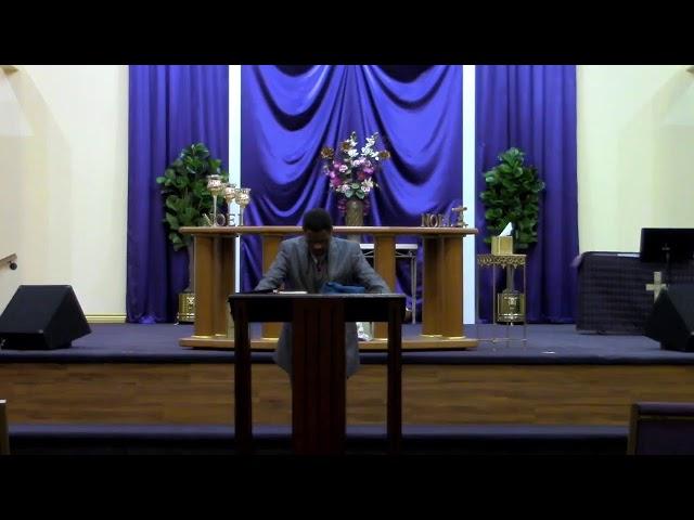 Sunday Morning Service  - January 03, 2021