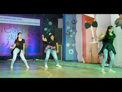 Tit&s College Bhiwani, Fiesta 2K17 Group Dance