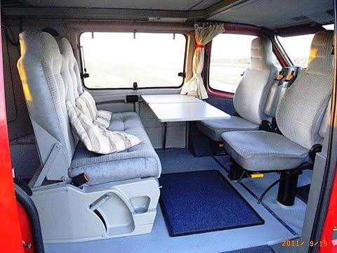 Ford transit - camper Westfalia Nugget - 2.5 D - 1988 - part 1/4 ...
