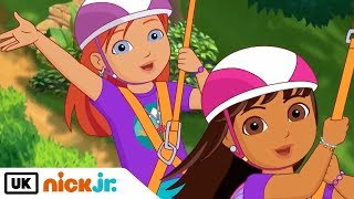 Dora and Friends | Kate and Quackers | Nick Jr. UK