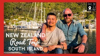 New Zealand's South Island Ultimate Road  Trip!