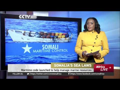 Somalia maritime code launched to help manage marine resources