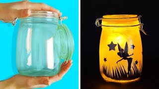 16 MAGICAL DIY LIGHTS AND LAMP IDEAS