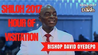 🔴Bishop Oyedepo|Shiloh 2017 A New Dawn|Hour Of Visitation Dec.6/2017