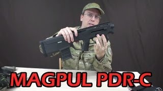 Magpul PDR-C - Detailed Review