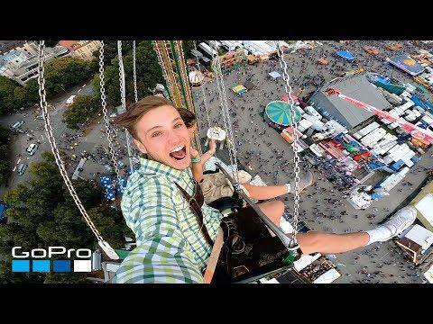 GoPro: Norway to Innsbruck in 5 Days   HERO8 CRE8ORS in 4K
