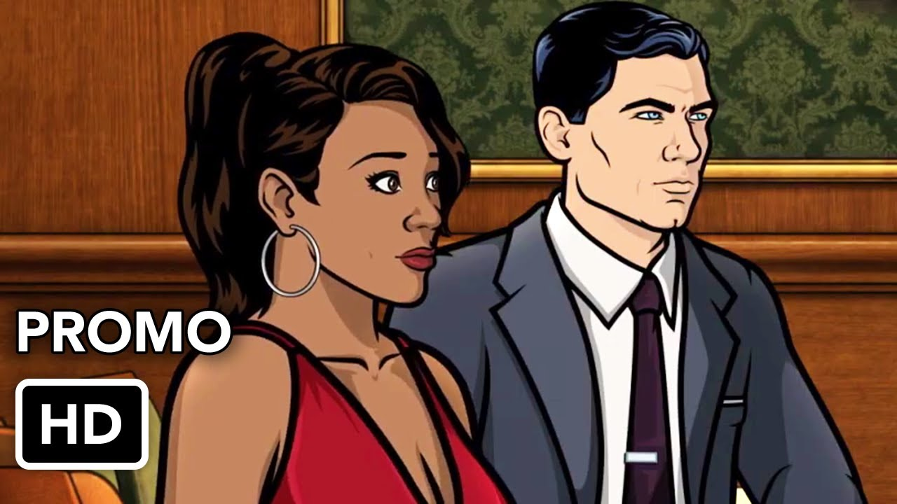 "Download Archer 11x06 Promo ""The Double Date"" (HD)"
