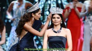 น้ำตาล/ชลิตา ส่วนเสน่ห์ Miss Universe Thailand 2016 : ยินดีมากๆจากศิษย์เก่า มมส.