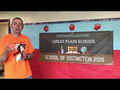 Mr. Peace Visits Great Plain Elementary School in Danbury, Connecticut