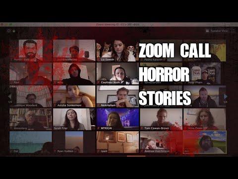 3 Nightmarish Zoom Call Horror Stories