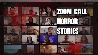 3 Nightmarish Zoom Call Horror Stories