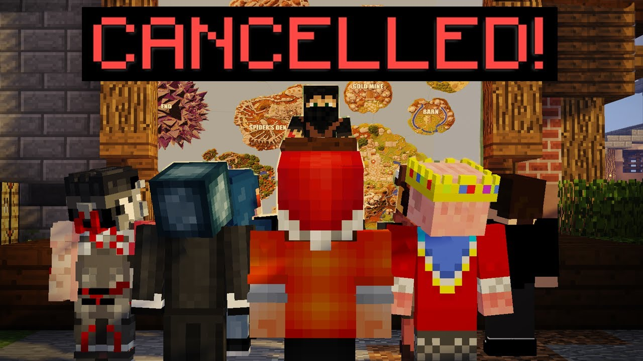The Skyblock Elections have been CANCELLED! #HypixelAlert Youtuber LOSES [YT] Rank for MACRO!