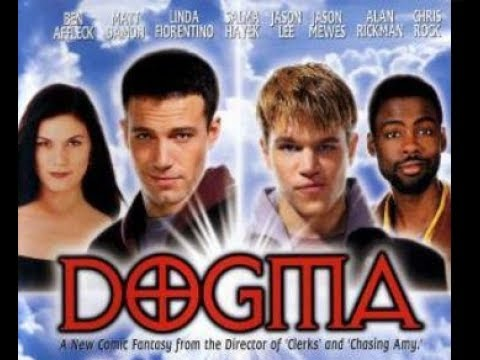 MATT DAMON - DOGMA 1999 - BEN AFFLECK - GANZE FILME AUF DEUTSCH FANTASY COMEDY FILM