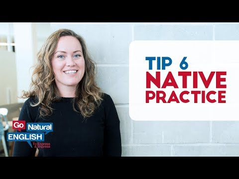 TIP 6: HOW TO FIND A NATIVE ENGLISH SPEAKING PARTNER #ITALKI #SPON