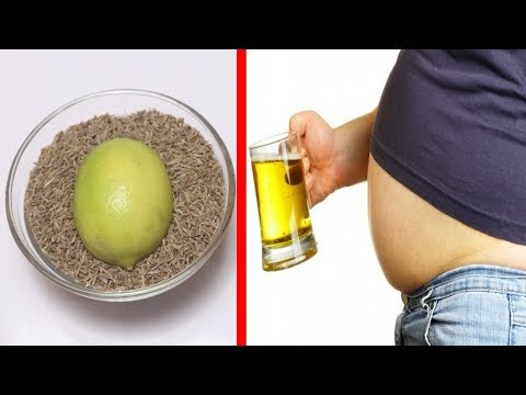Lost Belly Fat In 1 Week With This 1 Ingredient Cumin Seeds Water ! Healthy Recipes To Lose Weight