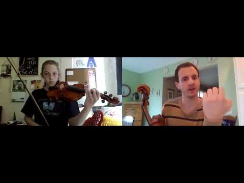 Inspirational Violin tips for Joining Groups - Kids Webinar - Tuesday Nights at 6PMEST