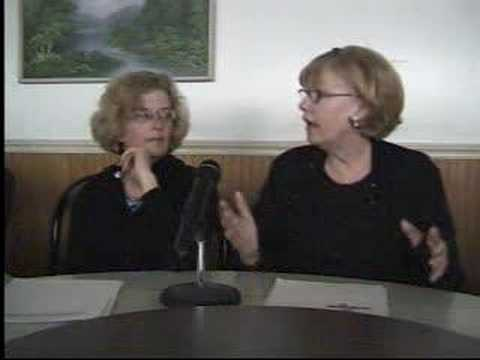 Scientology:  Tory and Barb at Humanist Society - 2/5