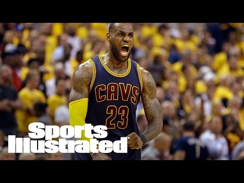 LeBron James Leads Cavaliers' Historic Comeback Against Pacers | SI Wire | Sports Illustrated