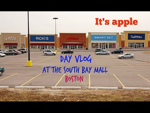 South Bay Mall/ Vlog Day