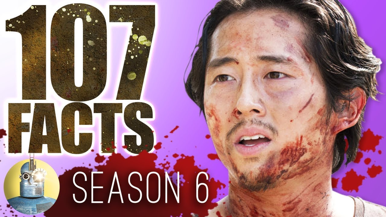 107 The Walking Dead Season 6 Facts You Should Know! - Cinematica