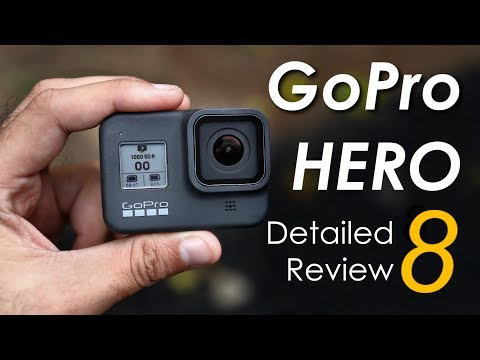 GoPro HERO 8 Black: Detailed Camera Review | Best Action Camera in 2020?