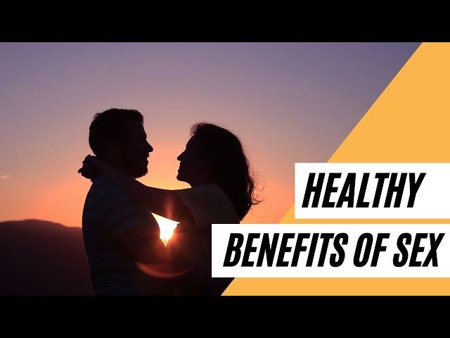 Amazing Health Benefits Of Sex - Part 3 (Healthy Benefits) #short