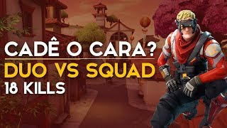 WHERE'S THE GUY? DUO VS SQUAD FT. PAI ALSO PLAYS (Fortnite Battle Royale free) [EN-BR]-Softe