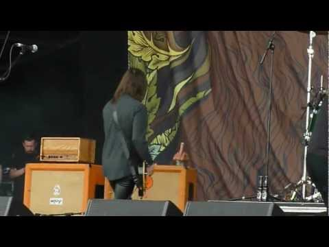 Black Spiders 'Just Like A Woman' live at Download Festival - 10th June 2012