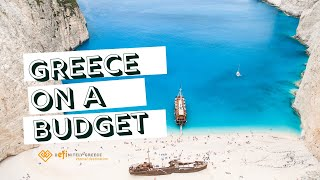 7 tips to travel GREECE on a budget - that work!