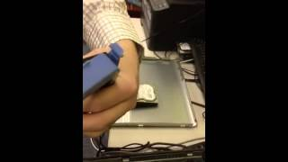 Replacing a hard drive in a dell tower