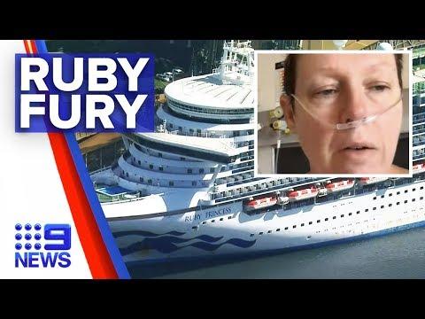 Coronavirus: Death toll rises as Ruby Princess cases soar   Nine News Australia