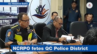 NCRPO fetes QC Police District