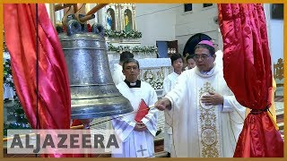 🇵🇭🔔Philippines celebrates as Balangiga church bells toll again | Al Jazeera English