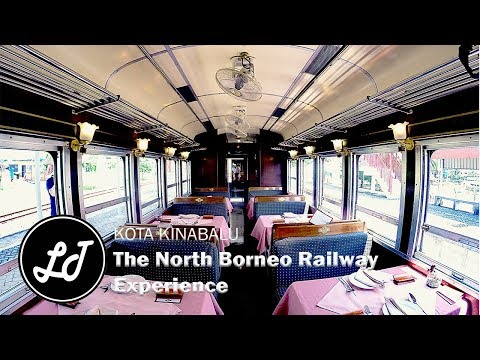 The North Borneo Railway Experience