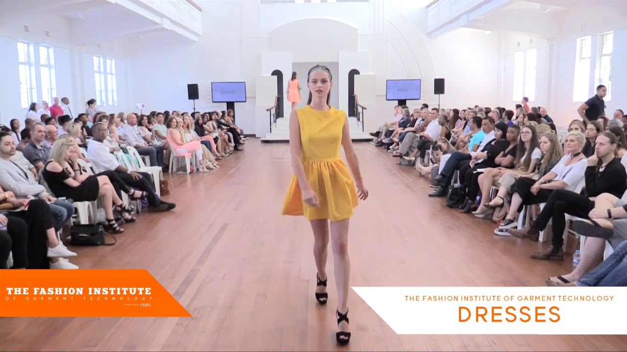 Dresses The Fashion Institute Of Garment Technology Figt 2016 Youtube