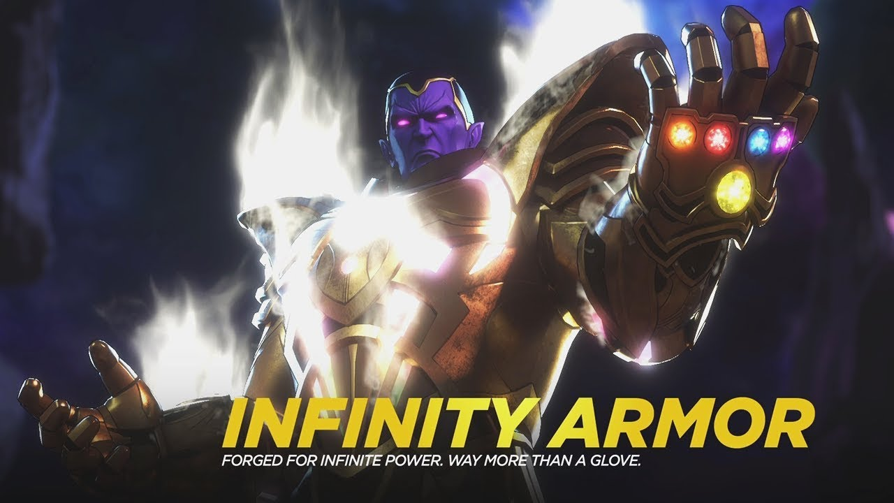 Marvel Ultimate Alliance 3 The Black Order - Final Boss And Ending (Thane  Infinity Armor)