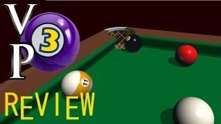 Virtual Pool 3 Review PC HD