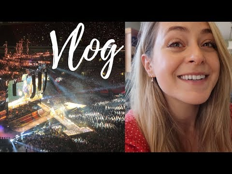 VLOG: Mummy Admin & Seeing TAYLOR SWIFT! | Fleur De Force