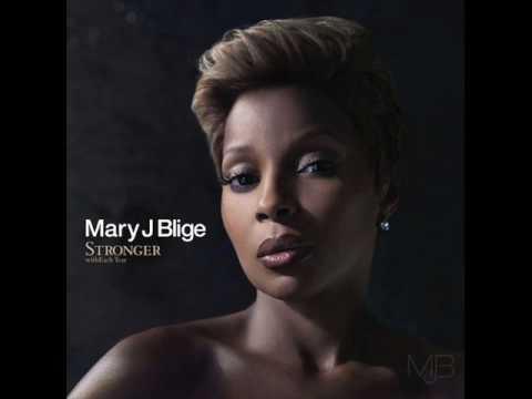 Mary J Blidge Stronger - We Got Hood Love - Feat Tre Songz New music 2009