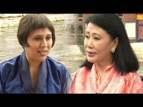Royal 'democrats' of Bhutan