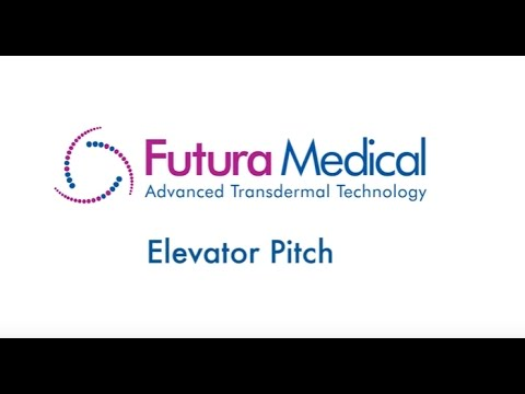 Futura Medical Elevator Pitch Youtube
