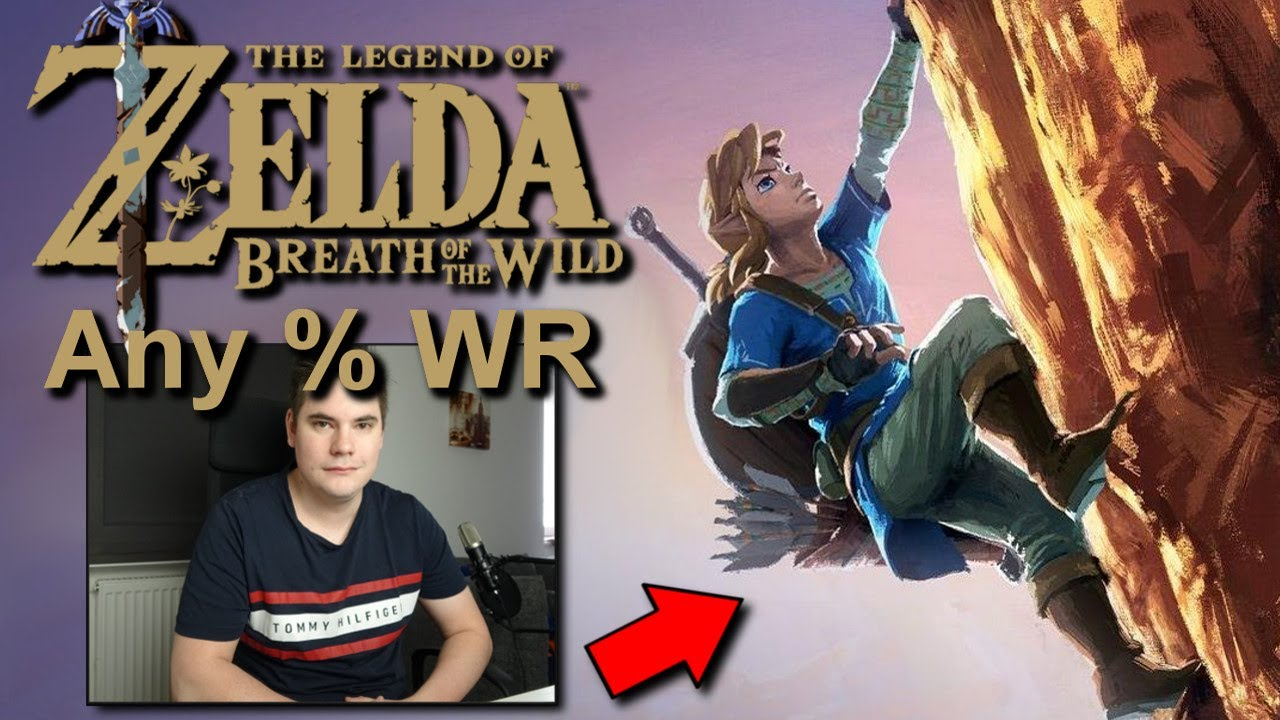 The Legend of Zelda: Breath of the Wild Welt Rekord Speedrun [Any %] - Creepfan Reaktion